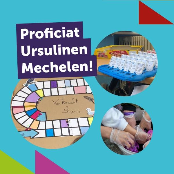De winnaar van de Te Gekke School '20-'21 is Ursulinen Mechelen